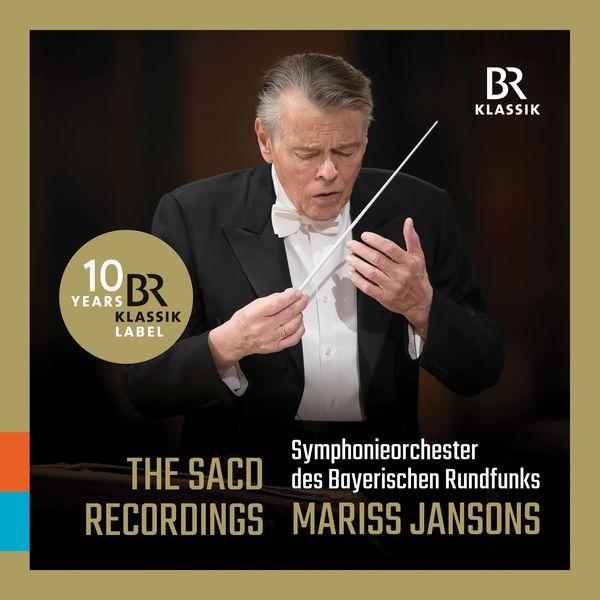 Symphonieorchester Des Bayerischen Rundfunks - Mariss Jansons: The SACD Recordings (Live)