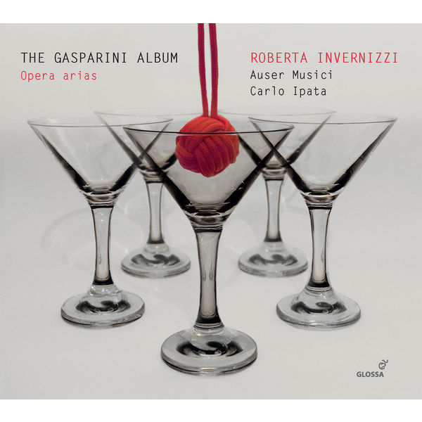 Roberta Invernizzi - The Gasparini Album