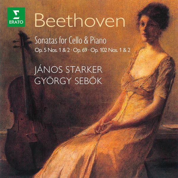 Janos Starker - Beethoven: Complete Cello Sonatas