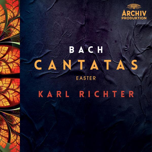 Orchestre -Bach de Munich - J.S. Bach: Cantatas - Easter