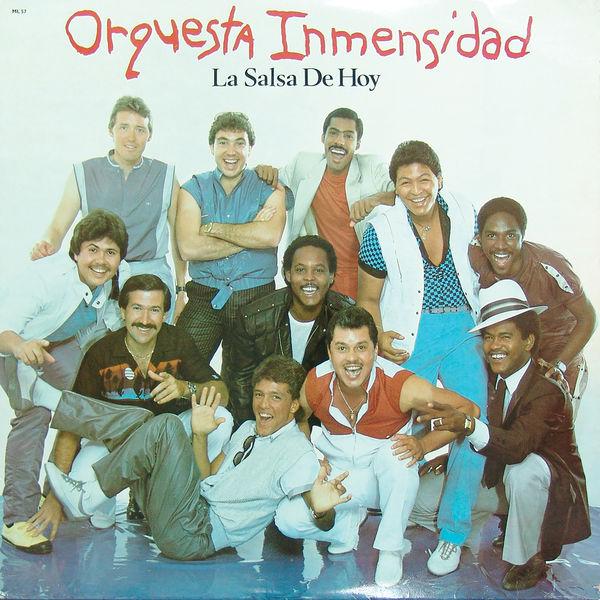 Orquesta Inmensidad - La Salsa de Hoy