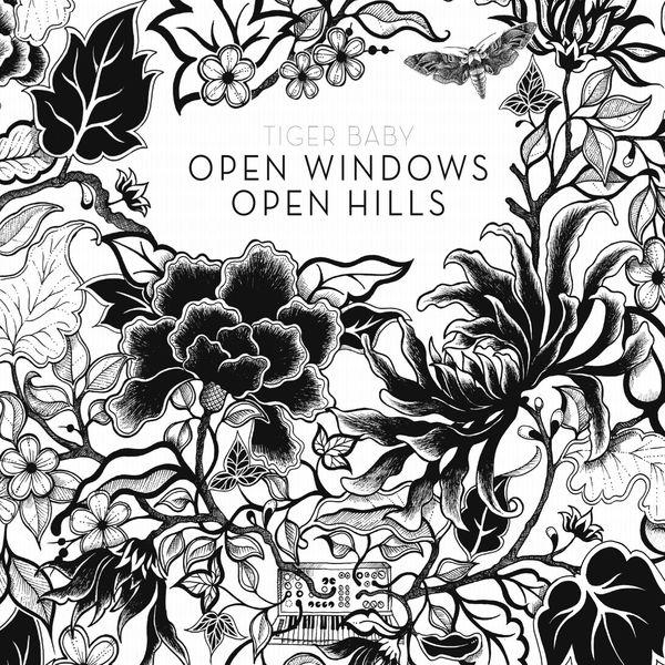 TIGER BABY - Open Windows Open Hills