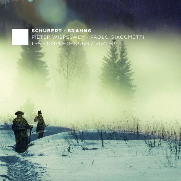 Pieter Wispelwey - Brahms & Schubert : The Complete Duos / Rondo (IV)