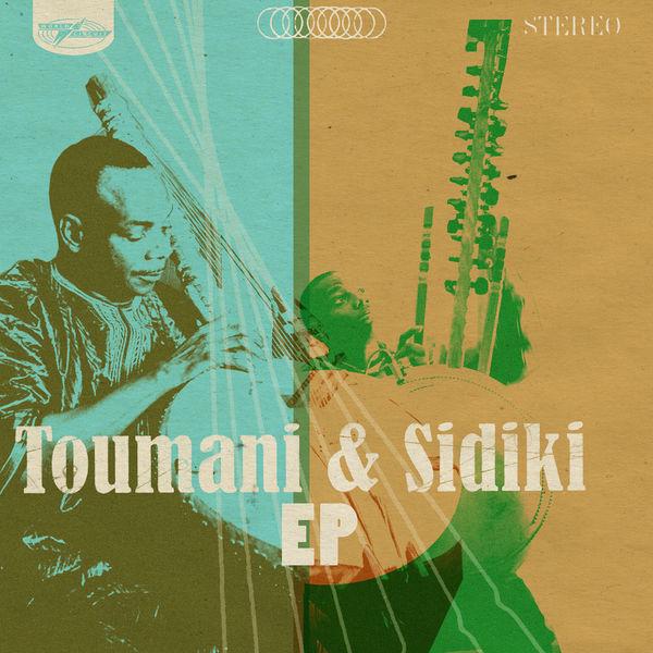 Toumani Diabaté - Toumani & Sidiki EP