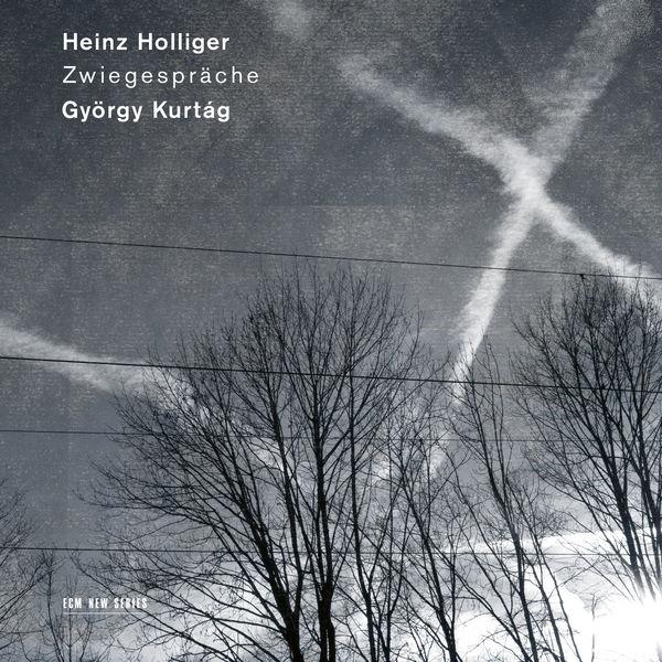 Heinz Holliger - Zwiegespräche (Heinz Holliger & György Kurtag)