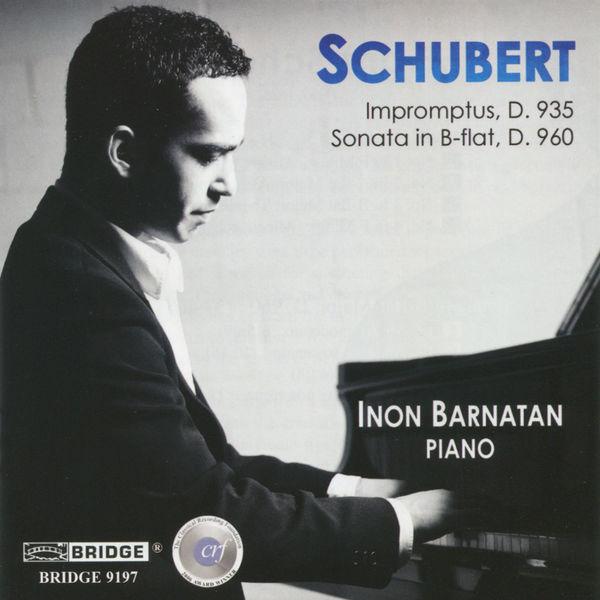 Inon Barnatan - Inon Barnatan: Schubert Recital