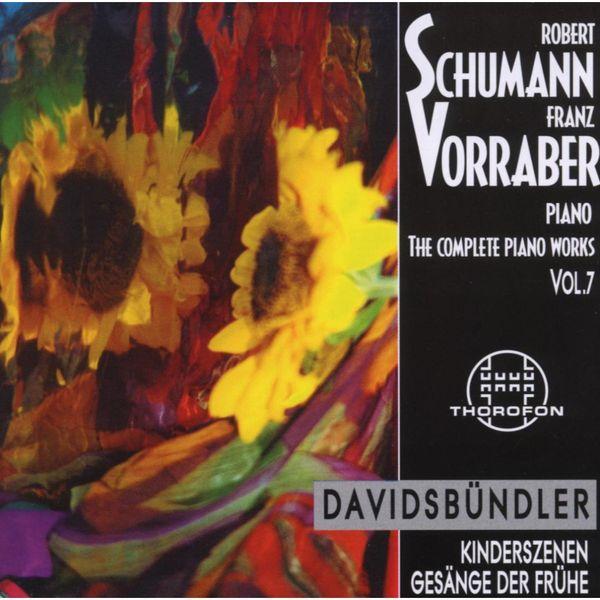Franz Vorraber - Robert Schumann: Complete Piano Works 7
