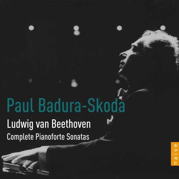 Paul Badura-Skoda - Beethoven : Complete Pianoforte Sonatas