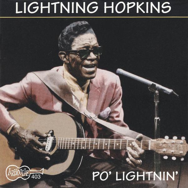Lightnin' Hopkins - Po' Lightnin'