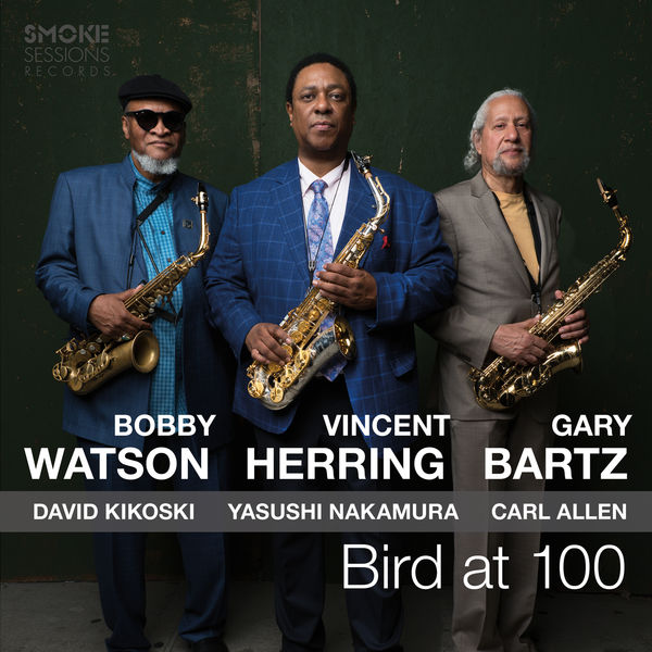 Vincent Herring - Bird at 100