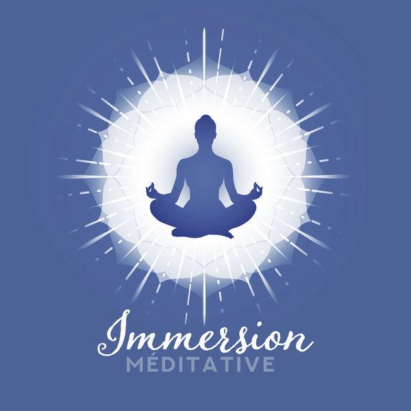 Buddhist méditation académie - Immersion Méditative - Musique pour la Méditation Profonde et la Contemplation, la Pratique du Yoga et Autres Rituels Bouddhistes