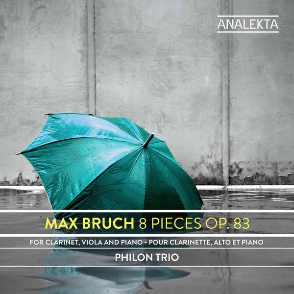 Philon Trio - Max Bruch: 8 Pieces, Op. 83
