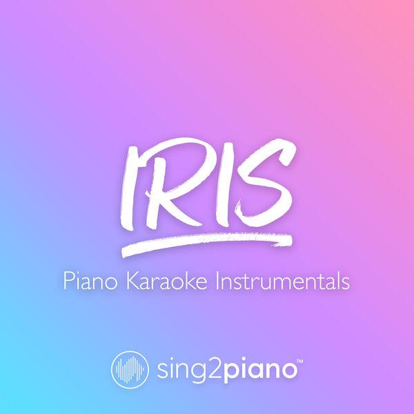 Sing2Piano - Iris