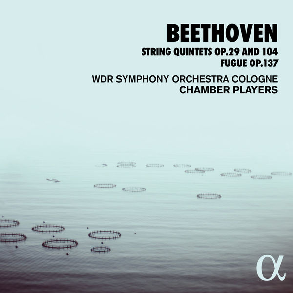 WDR Symphony Orchestra Cologne Chamber Players - Beethoven: String Quintets Op. 29 and 104, Fugue Op. 137