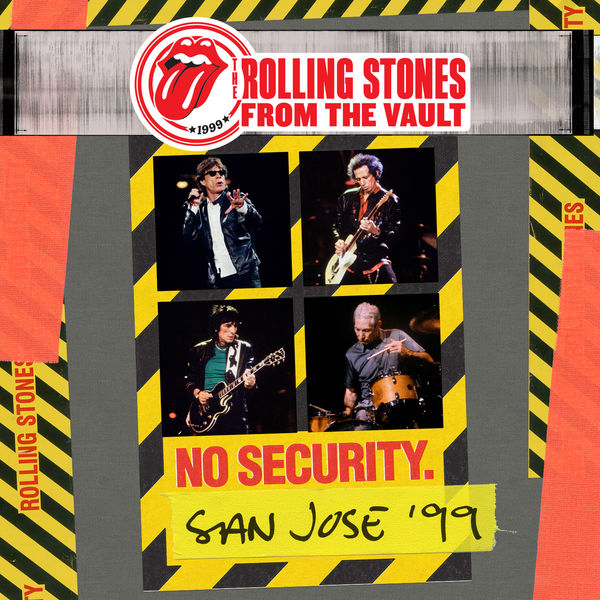 The Rolling Stones - From The Vault: No Security - San Jose 1999