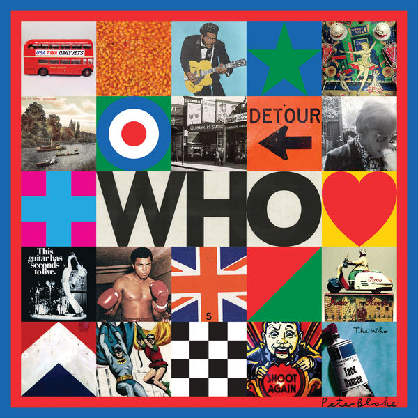 The Who - Who (Deluxe & Live At Kingston)