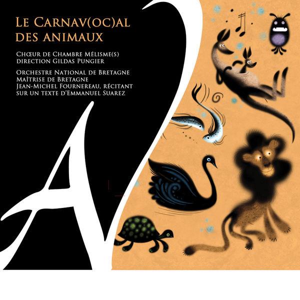 Orchestre national de Bretagne Le Carnav(oc)al des animaux