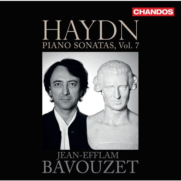 Jean-Efflam Bavouzet - Haydn : Piano Sonatas, Vol. 7