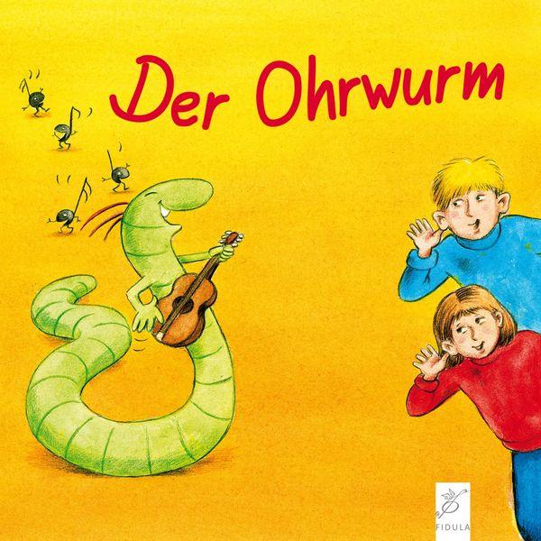 Uli Führe - Der Ohrwurm (Lieder für Kinder zum Zuhören, Singen und Tanzen)