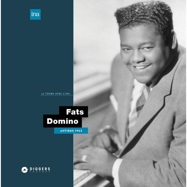 Fats Domino - ANTIBES 1962