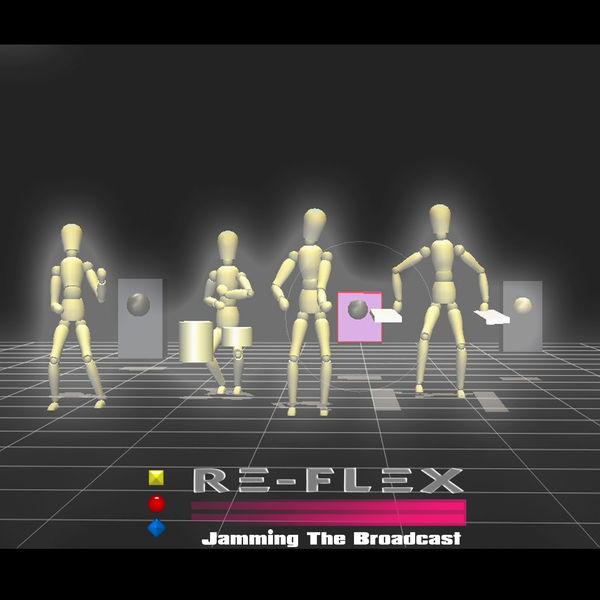Re-Flex - Jamming The Broadcast
