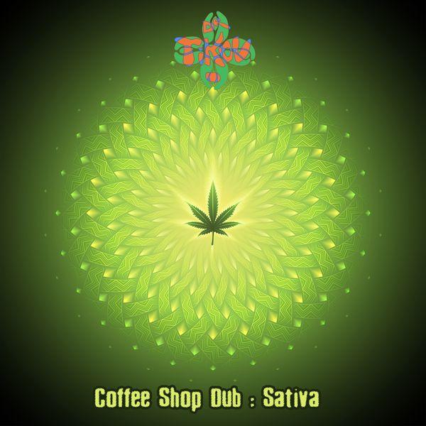 Dr Tikov - Coffee Shop Dub: Sativa