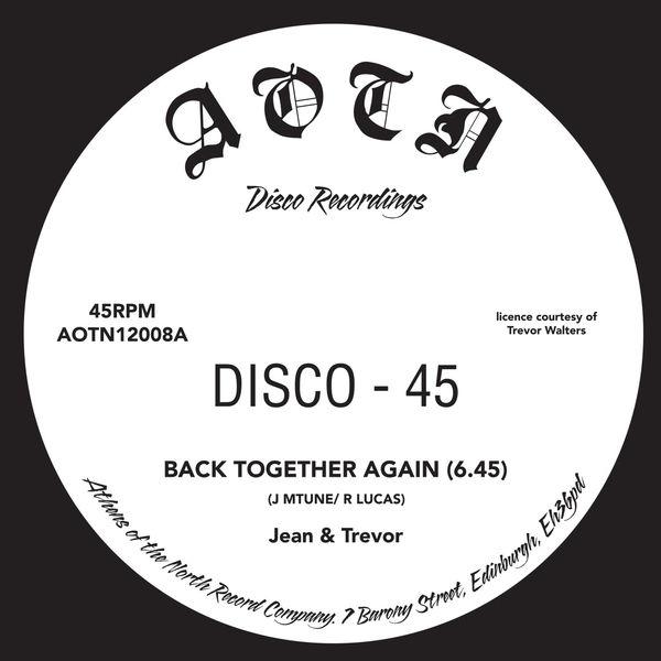 Jean & Trevor - Back Together