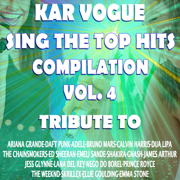 Sing The Top Hits Vol 4 Special Instrumental Versions Tribute To