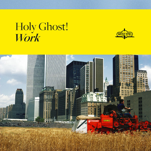 Epton on Broadway   Holy Ghost! – Download and listen to the album