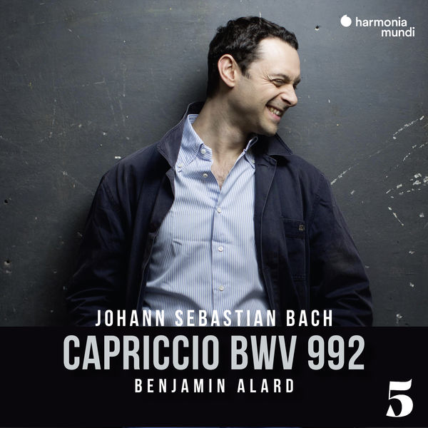 Benjamin Alard - J.S. Bach: Capriccio in B Major, BWV 992, 5