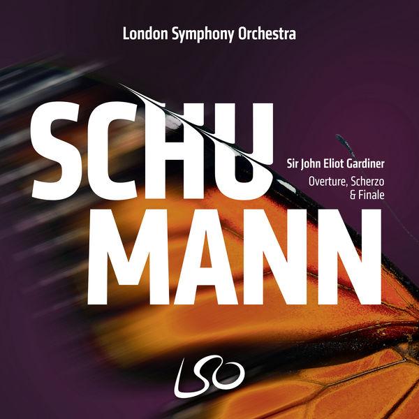 John Eliot Gardiner - Schumann : Overture, Scherzo & Finale