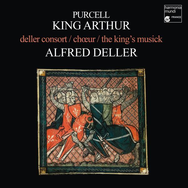 Alfred Deller - Purcell : King Arthur (Remastered)