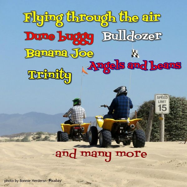 The Tibbs - DUNE BUGGY (A tribute to Bud Spencer and Terence Hill)
