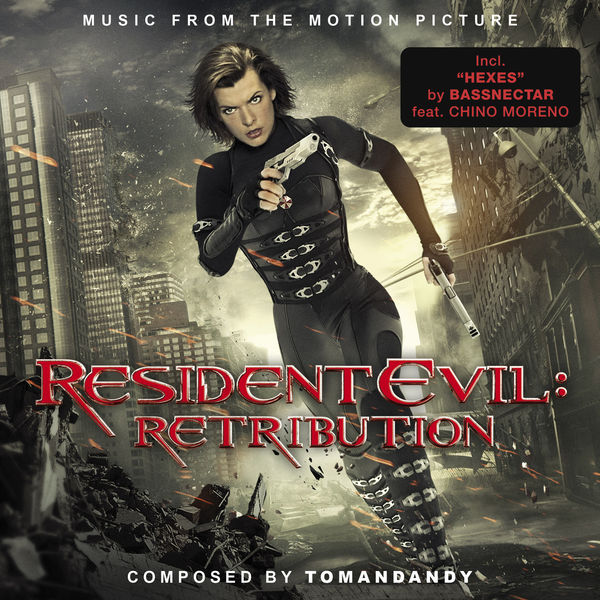 Tomandandy - Resident Evil: Retribution (Music from the Motion Picture)