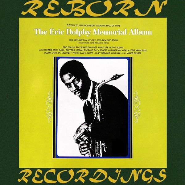Eric Dolphy - Memorial Album (HD Remastered)