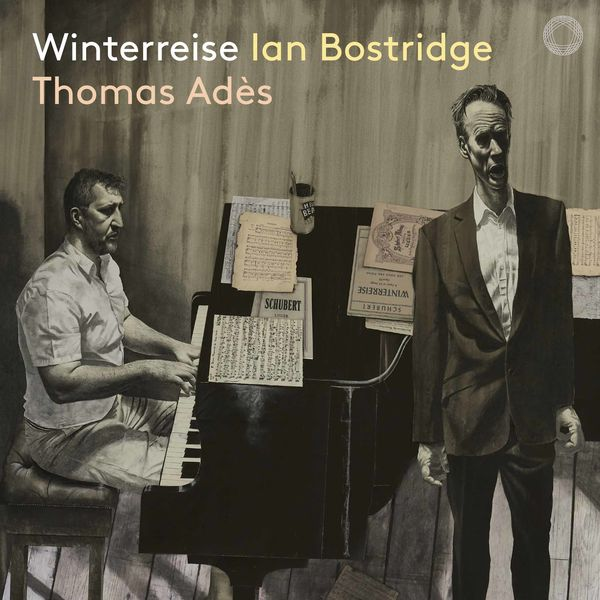 Ian Bostridge - Schubert: Winterreise, Op. 89, D. 911 (Live)