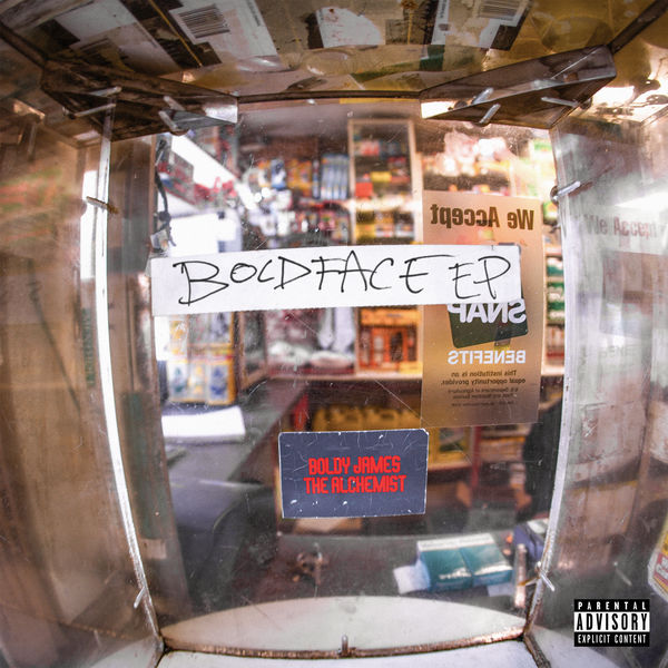 Boldy James - Boldface - EP
