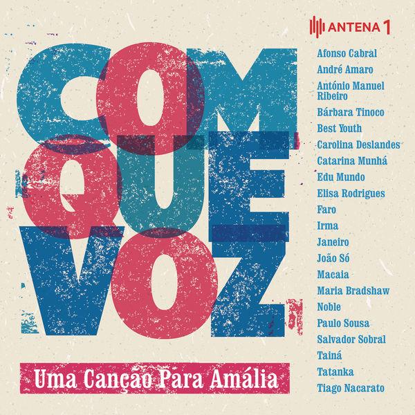 Various Artists - Com Que Voz - Uma Canção para Amália