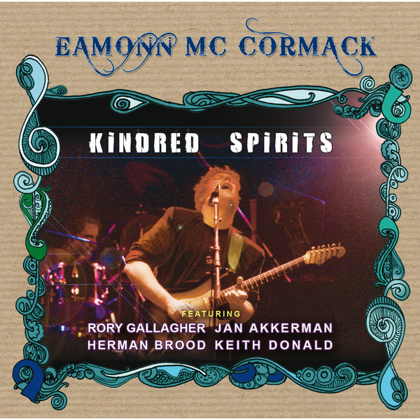 Eamonn McCormack - Kindred Spirits