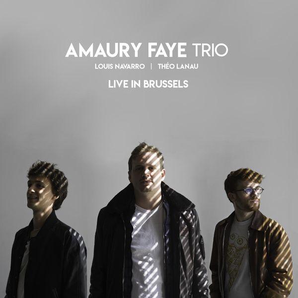 Amaury Faye Trio - Live in Brussels