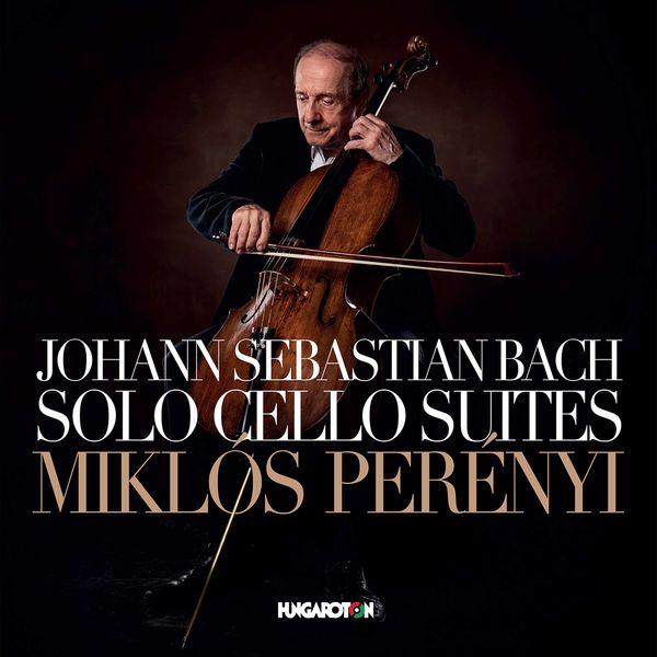 Miklos Perenyi - J.S. Bach: Solo Cello Suites