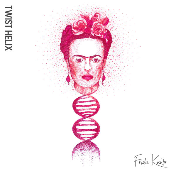 Twist Helix - Frida Kahlo