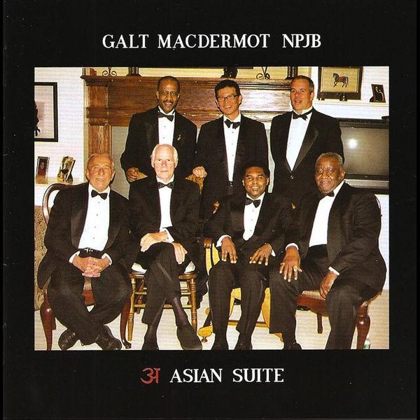 Galt Macdermot - Asian Suite