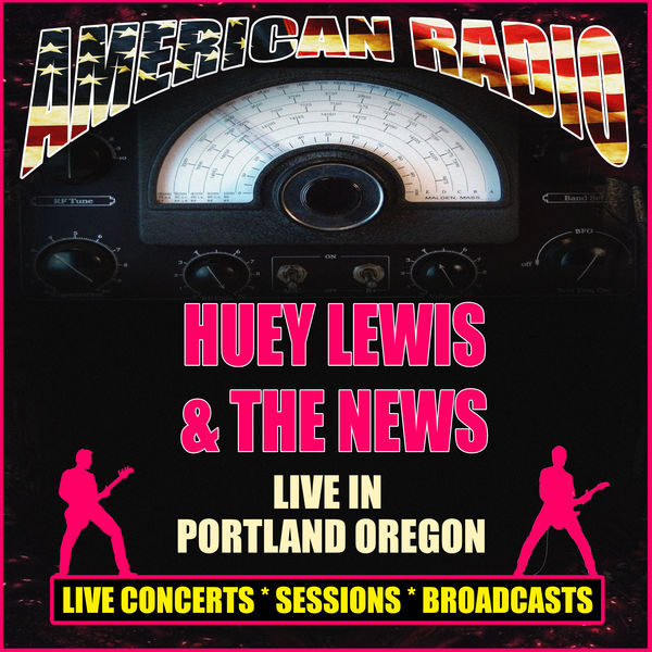 Huey Lewis And The News - Live in Portland, Oregon