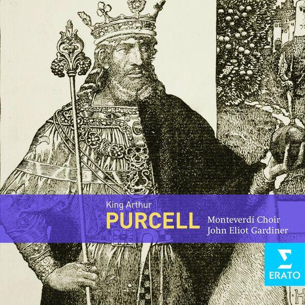 John Eliot Gardiner - Purcell : King Arthur