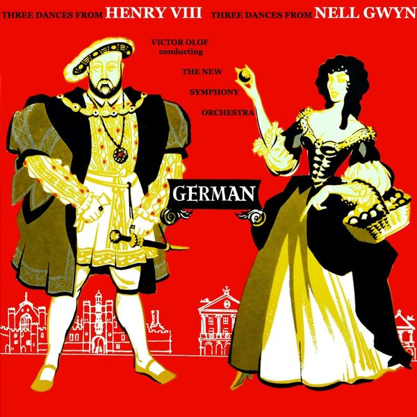 The New Symphony Orchestra - Three Dances From Henry VIII