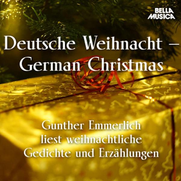 Verschiedene Dichter - Gunther Emmerlich liest weihnachtliche Gedichte u. Erzählungen
