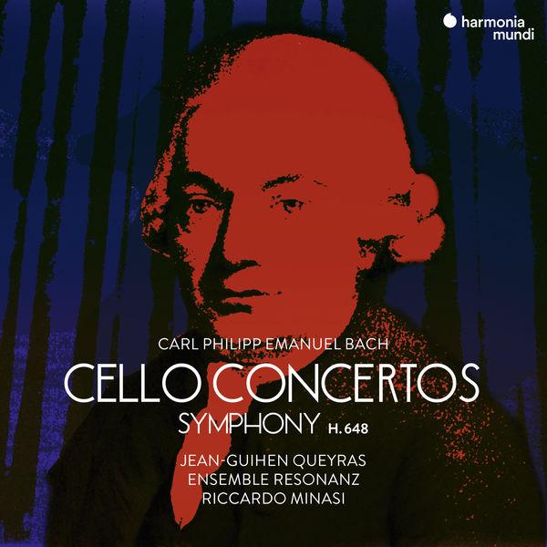 Jean-Guihen Queyras - C.P.E. Bach : Cello Concertos