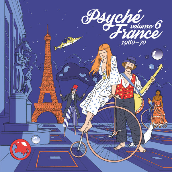 Various Artists - Psyché France, Vol. 6 (1960 - 70)