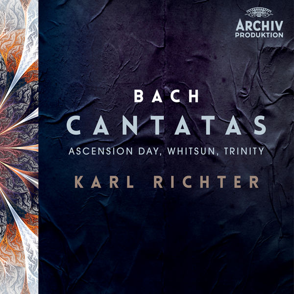 Orchestre -Bach de Munich - J.S. Bach: Cantatas - Ascension Day, Whitsun, Trinity